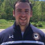 Corey Zinser, Cincinnati Soccer Club goalkeeping coach
