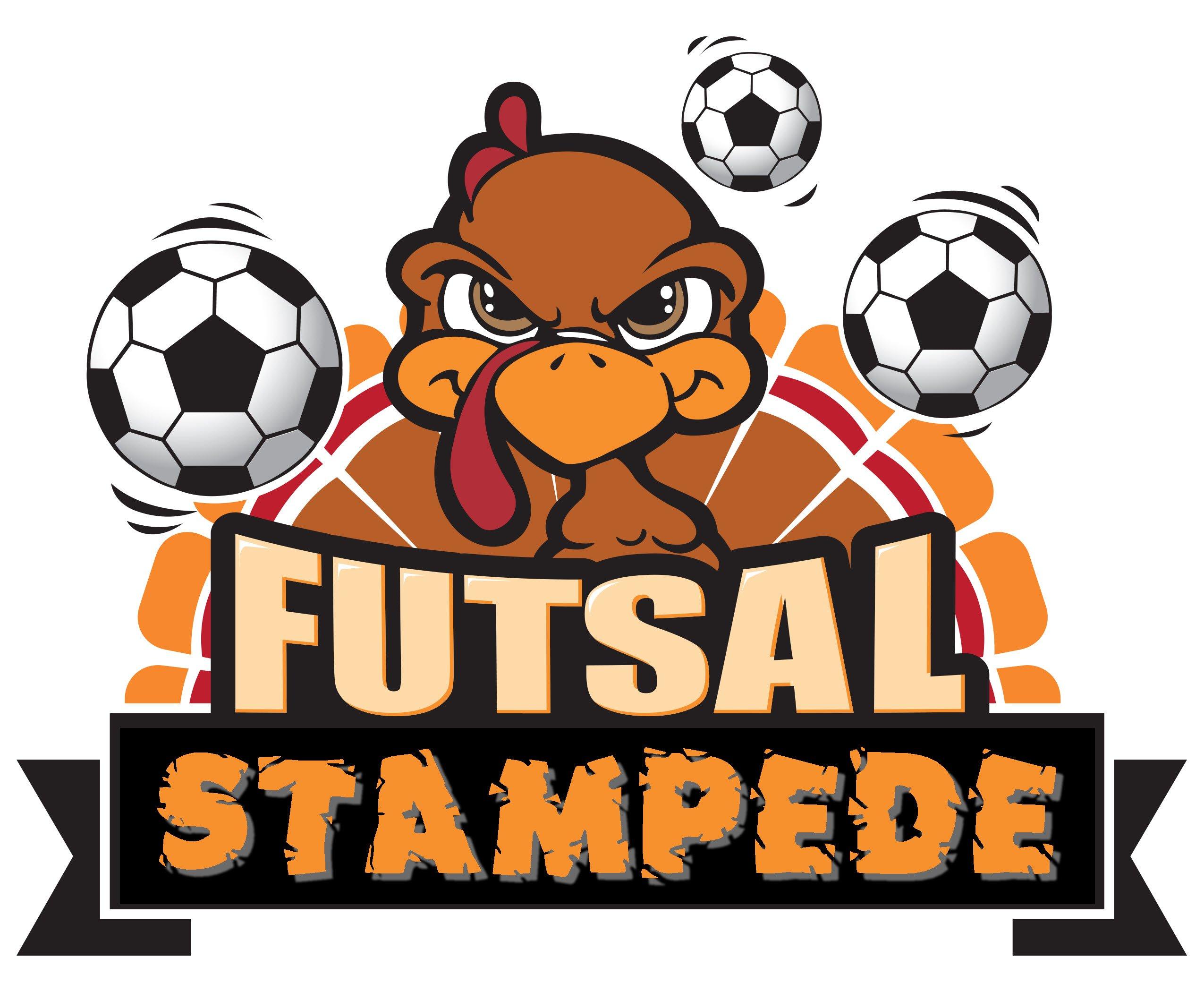 Black Friday Stampede Logo
