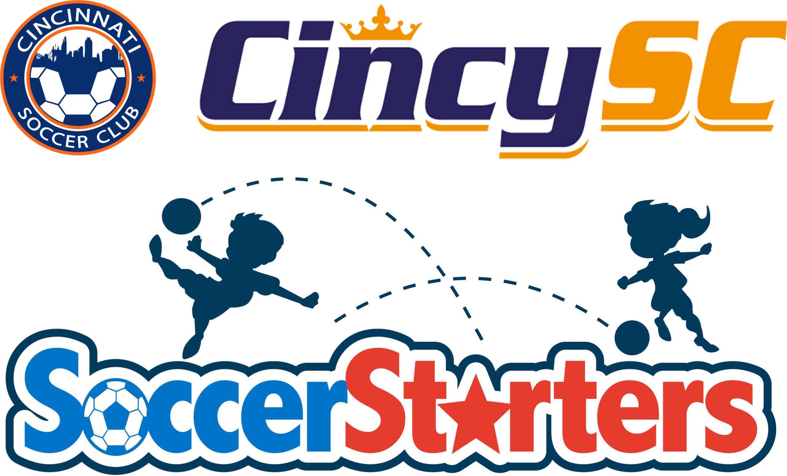 Cincy SC SoccerStarters Logo