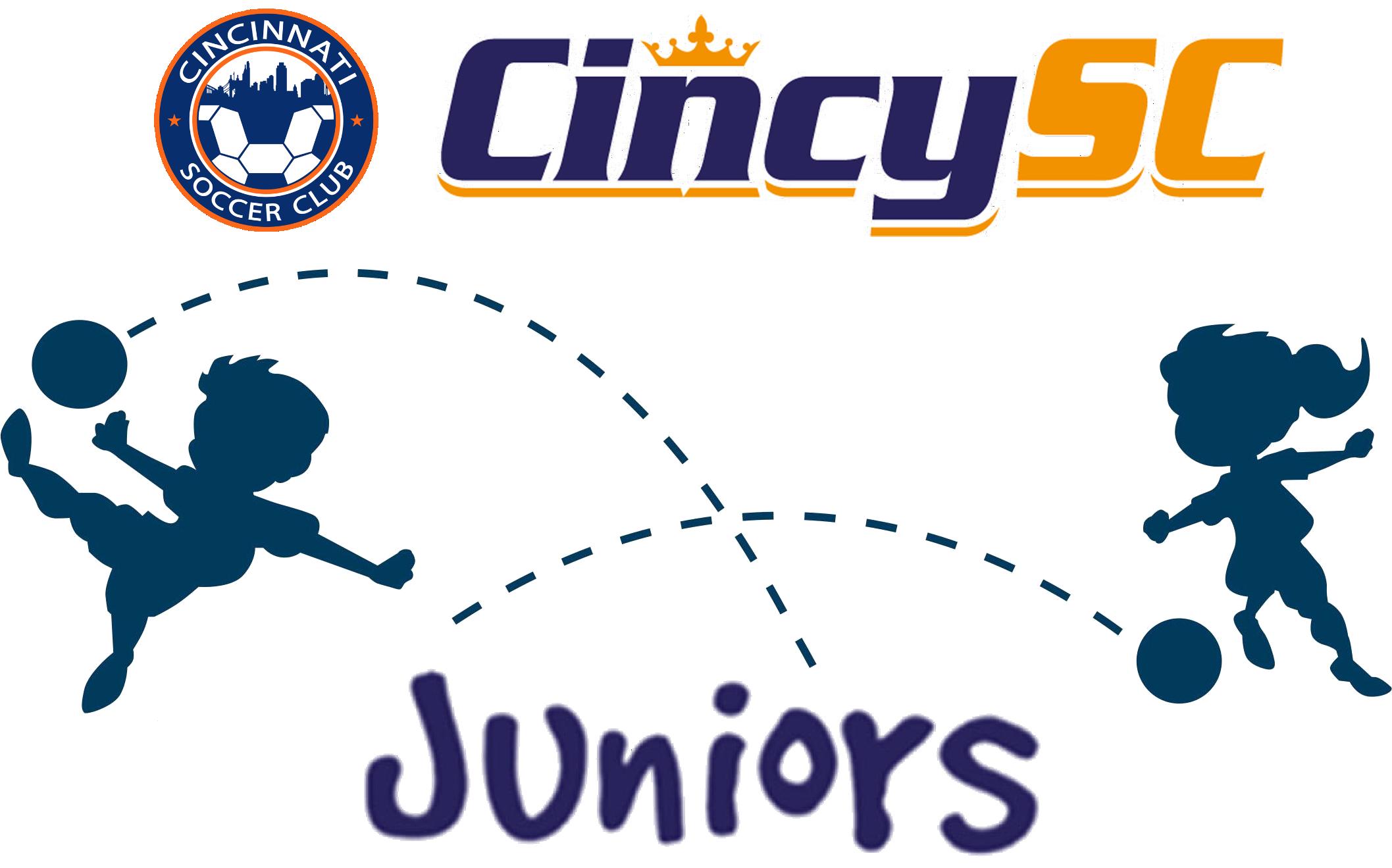 Cincy SC Juniors Logo