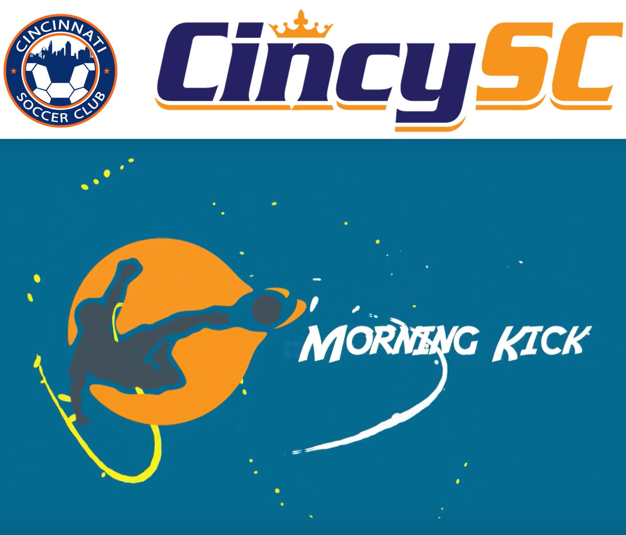 Cincy SC Morning Kick