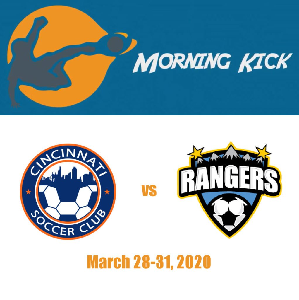 Morning Kick: Cincy SC vs Whatcom FC Rangers