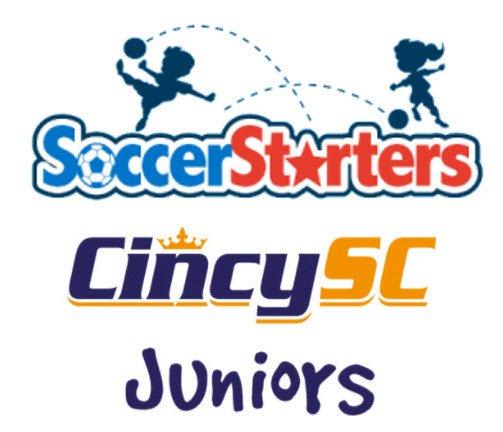 Cincy SC SoccerStarters and Juniors
