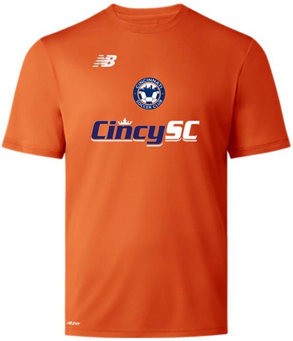 Orange NB Training Top