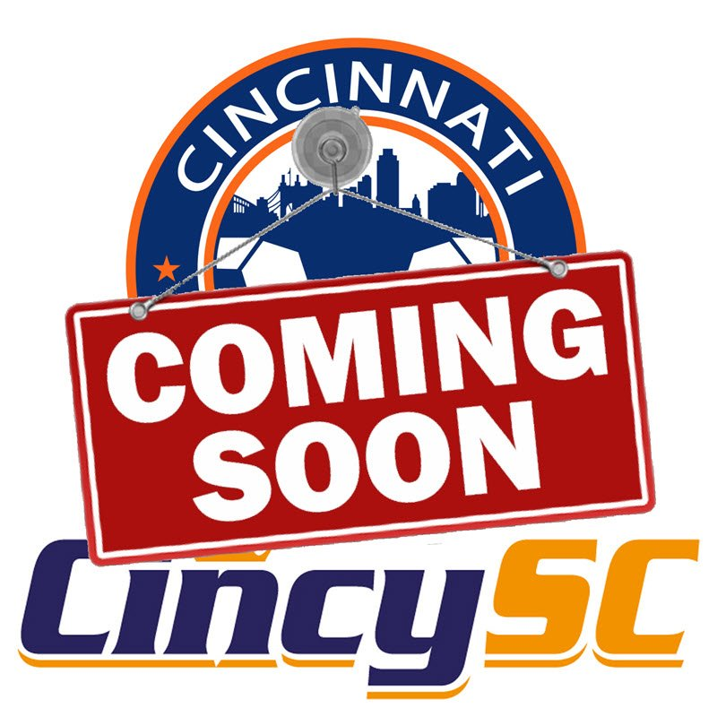 Coming Soon CincySC