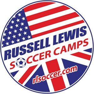 Russell Lewis Soccer Camp Logo