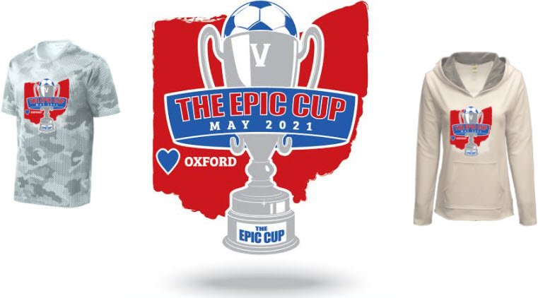 The EPIC Cup 2021 Apparel