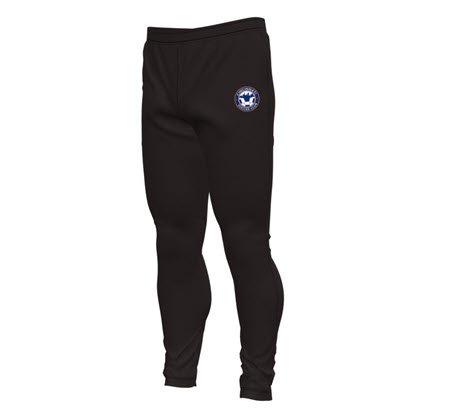 Black NB Warm Up Pant with Cincy SC logo