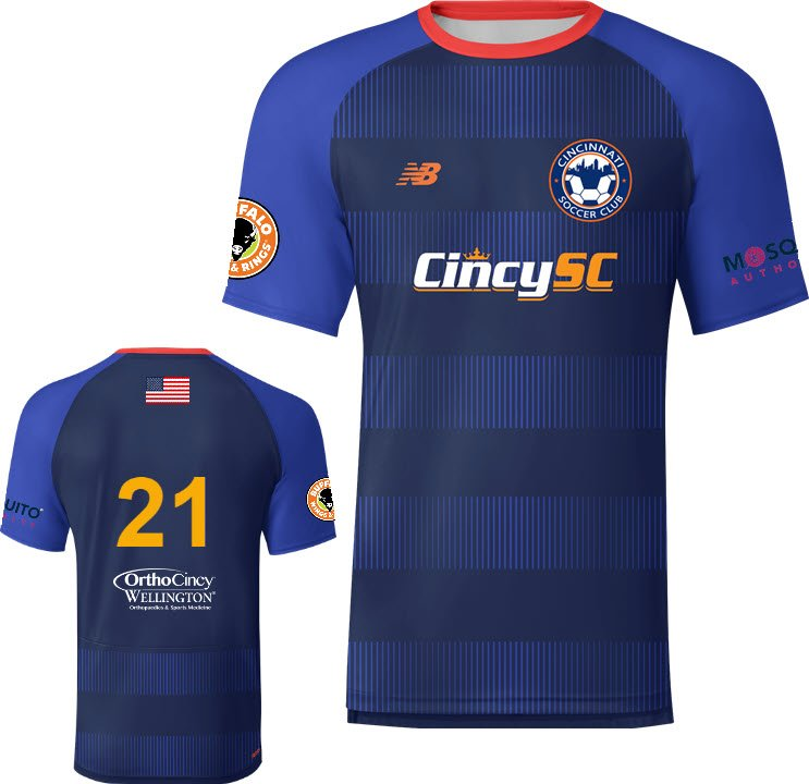2021-23 Blue Jersey