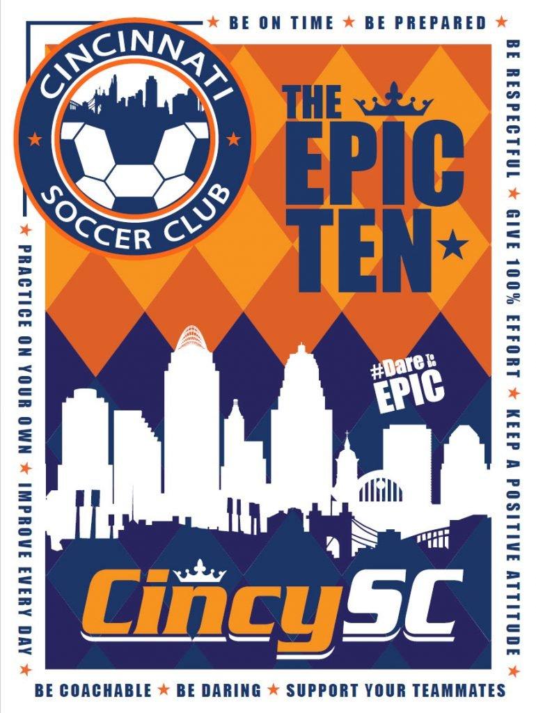 The EPIC Ten