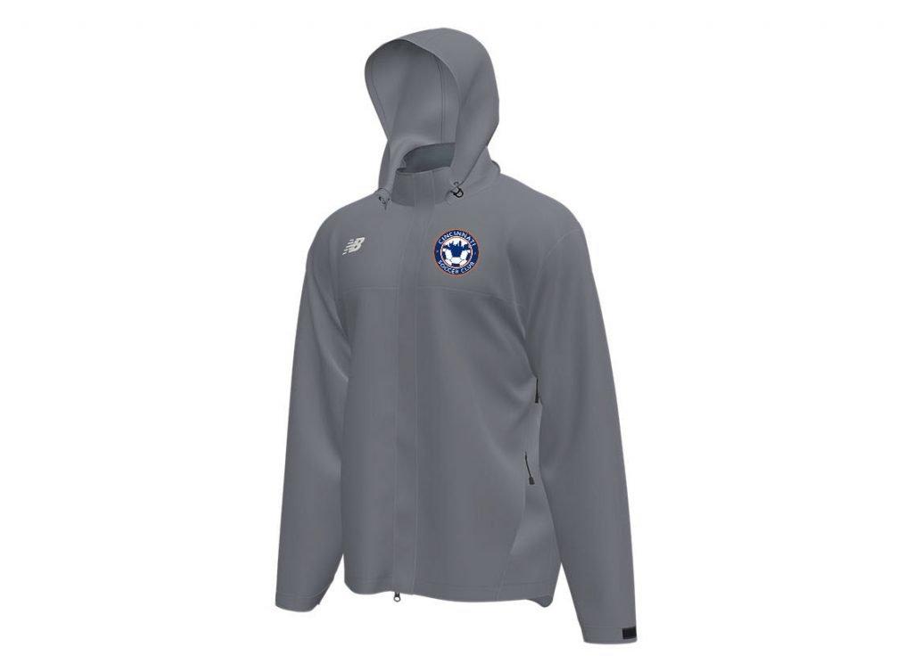 New Balance Defender 2.0 Men's Rain Jacket