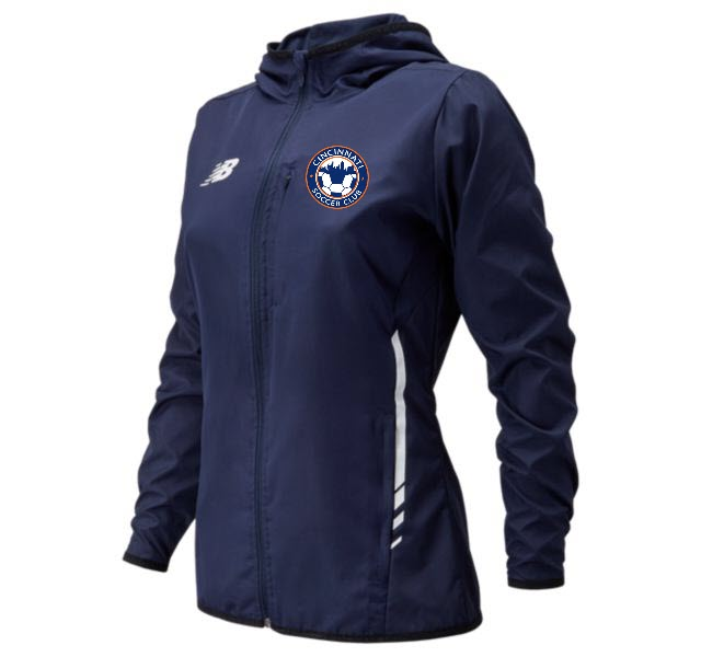 Women's Core Training Rain Jacket